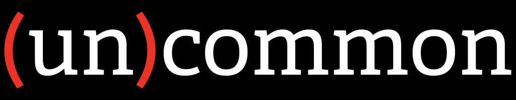 uncommon-logo-black